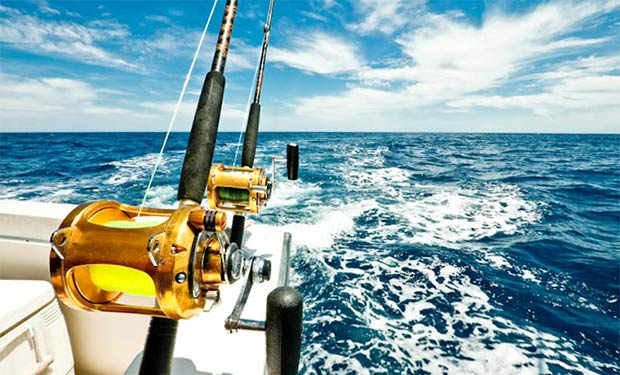 4 Hour Fishing Trip on a 36 foot Boat, departing from Dubai Marina for only AED 1,199.
