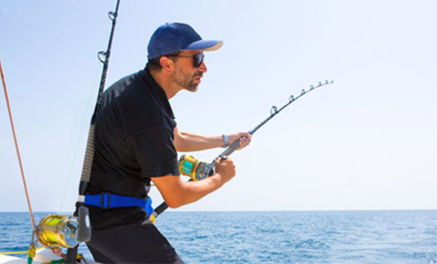Fishing Trip for up to 12 people. Four or Five Hours trip from only AED 999.