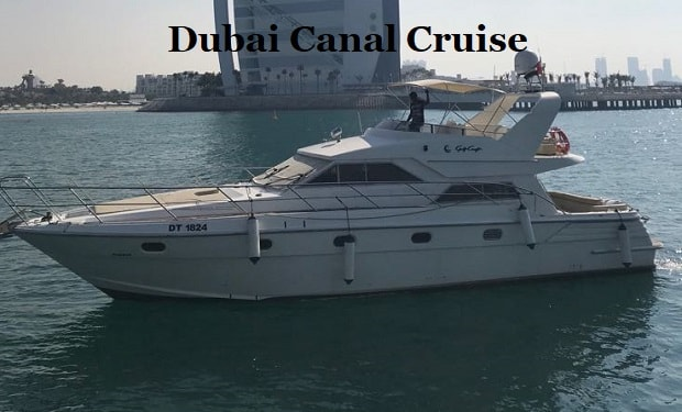 2, 3, or 4 Hours Cruise along the Dubai Canal for up to 20 people from only AED 1,299.