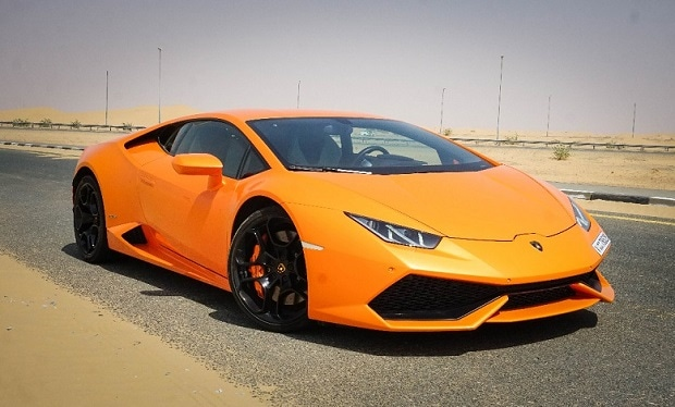 Experience Driving a Lamborghini Huracan from only AED 2,499 for one day.